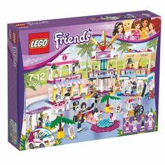 LEGO Friends - Centrum handlowe Heartlake