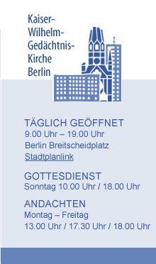 Kaiser-Wilhelm-Gedächtnis-Kirche