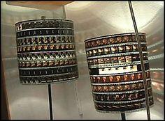 photo negative lamps