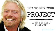 Want to learn how to Run Your Project Like Richard Branson? In this article, you will see the 6 things that Richard Branson does that you can take and apply to your project. First of all, who is Richard Branson? Learn To Run, Project S, Richard Branson, Project Management, Improve Yourself, How To Apply, Articles, Running, Racing