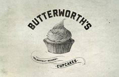 butterworth's cupcakes