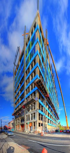 Panorama 2044_blended_fused_pregamma_1_fattal_alpha_1_beta… | Flickr - http://ehood.us/4Gk Goldtex Under Construction (November 2012) 12th and Pearl Streets Philadelphia, PA Copyright © 2012, Bob Bruhin. All rights reserved. (via ehood.us/1gmXaL3) —— Luminance HDR 2.3.0 tonemapping parameters: Operator: Fattal Parameters: Alpha: 1 Beta: 0.9 Color Saturation: 1 Noise Reduction: 0 —— PreGamma: 1