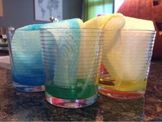 Marissa's Mommy Moments: Walking Water Colour Wheel