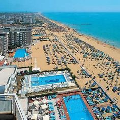 Lido di Jesolo Visited here 2010, awesome, would love to return, and Venice is a bus ride away :-)