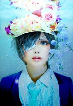 Ciel Phantomhive, Cosplay, Black Butler Pictures