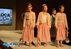 Oca Loca en FIMI (Feria Internacional de Moda Infantil organizada por Feria Valencia) mostrando su próxima colección de moda infantil otoño invierno 2017 2018