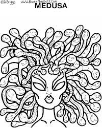 Ancient Greek Book of Monsters coloring pages. Excellent idea for a casual day on ancient greece Snake Coloring Pages, Monster Coloring Pages, Greek And Roman Mythology, Greek Gods, Ancient Art, Ancient History, Greek Monsters, Greek Crafts, Greek History