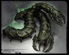 gears of war serapede - photo #6