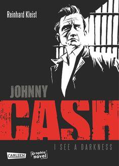 Buch*+Cash.+I+see+a+darkness.+Die+Comic-Biographie.