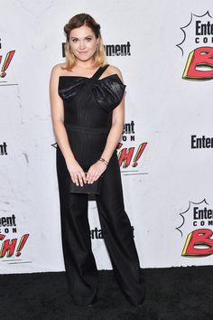 Eliza Taylor at Entertainment Weekly's annual Comic-Con party in celebration of Comic-Con 2017  at Float at Hard Rock Hotel San Diego on July 22, 2017 in San Diego, California.