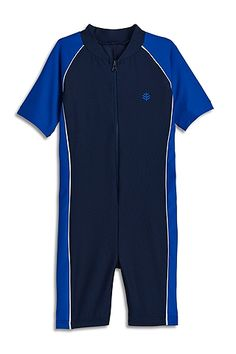 75803cec8 Neck-to-Knee Surf Suit - Shop UPF Baby Swimwear - Coolibar: Sun Protective  Clothing - Coolibar