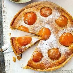 Peach and frangipane tart recipe - Woman And Home