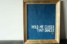 """Elton John """"Tiny Dancer"""" #tinydancer #eltonjohn #lyrics http://buzznet.com/~g93cd28"""