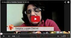 A Natália tinha um sonho de viajar pela África... Clica no link abaixo para ver o video: http://blog.edgareteresa.com/blog/entrevista-a-natlia-daniel