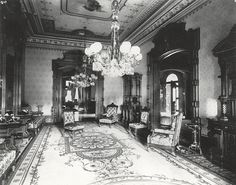 Linden Towers Reception Room