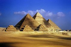 "Great Pyramid of Giza. Want to see the last ""Wonder of the Ancient World."" - check: http://science.nationalgeographic.com/science/archaeology/valley-of-the-kings/"