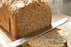 Seedy Whole Grain Bread ...my next try at bread!