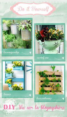diy palette jardin - Recherche Google
