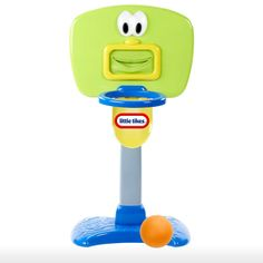 Little Tikes Toys  12m-3y  Talk To Me Basketball Set | VIDEO