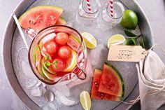 Watermelon Detox Water Recipe | Healthy Detox Water
