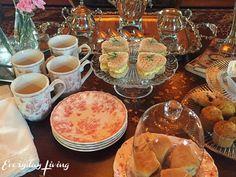 Coffee Table Girl Talk: Simple, Sweet & Social – Everyday Living