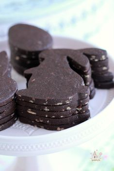 Chocolate Hazelnut Cut Out Cookie Recipe - Chocolate Hazelnut Cut Out Cookie Recipe - Cut Out Cookie Recipe, Cut Out Cookies, Sugar Cookies Recipe, No Bake Cookies, Cookies Et Biscuits, Baby Cookies, Heart Cookies, Cookie Flavors, Cookie Recipes