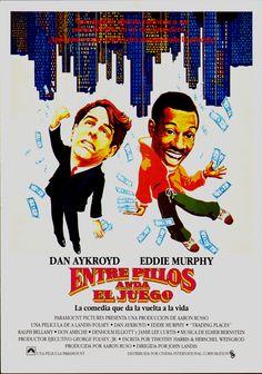 1982 - Entre pillos anda el juego - Trading Places - tt0086465