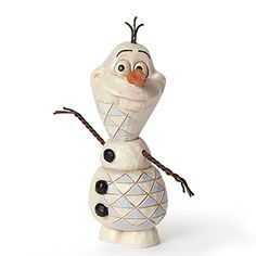 Jim Shore Disney Traditions Frozen Young Olaf Figurine Brand New Jim Shore Disney Traditions Frozen Young Olaf Figurine Measures: W x H x L Stone Resin Item 4050766