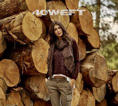 • 40 WEFT • is a new concept of fashion wear / Everything can be #vintage and nothing really is. #40weft #mode #casual #fashion #style www.40weft.com #mood #cool #militarystyle #aw16