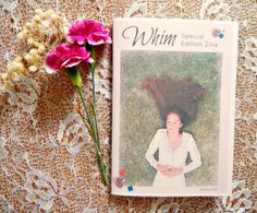 Download your own copy of Whim's extra pretty zine over at our Etsy store! www.etsy.com/au/shop/WhimMagazine