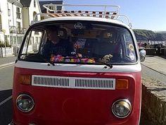Our VW T2 Bay Window Daffodil