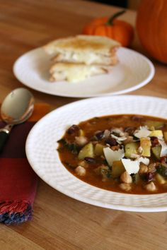 Rustic Italian Vegetable Soup