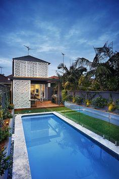 Bondi Home by LSA Architects #pin_it #repine @mundodascasas www.mundodascasas.com.br
