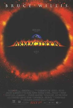 """Armgeddon . . . Steve Buscemi stole the show in this one . . . as did Aerosmith with """"I Don't Wanna Miss A Thing"""""""