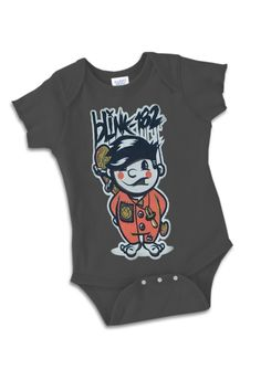 blink-182 Lil Punk Onsie my next babe will be getting one!