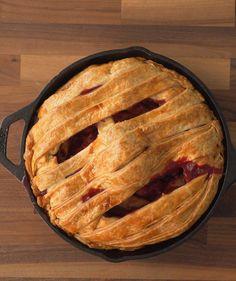 Cast Iron Mummy Pie