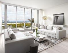 Miami Beach Villa by Associated Design
