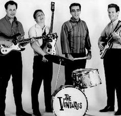 Been really diggin' the Ventures lately.