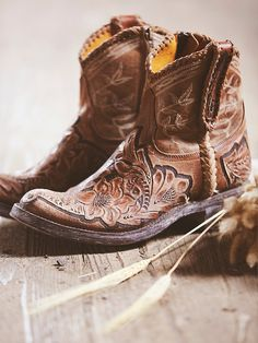 Old Gringo Queenwood Western Boot