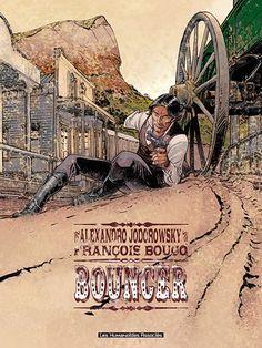 Bouncer, Tome 1à 7 : Intégrale - Boucq & Jodorowsky