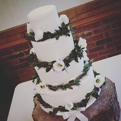 Dairy free wedding cake