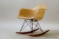 RAR, Rocking Armchair Rod. Von Ray U0026 Charles Eames Für Zenith Plastics Co /