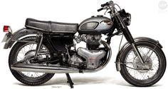 1966 KAWASAKI 650 W1