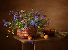 New post on familyside Still Life Flowers, Love Flowers, Ikebana, Planter Pots, Artist, Nature, Plants, Painting, Photos