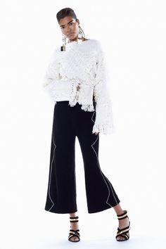 BCBG Max Azria Pre-Fall 2016 Fashion Show