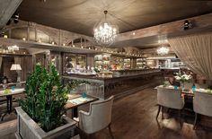 Ресторан Florentini на Старой Бассманной