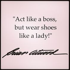 #brainatwood business words to live by. #thesexisintheheel #Padgram