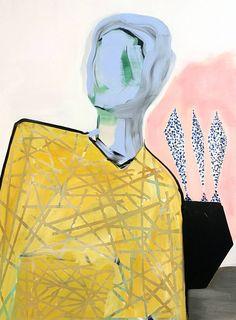 "Saatchi Art Artist Erin Armstrong; Painting, ""End of Drumheller"" #art"