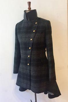Tartan Totty Rocks Miss Campbell Commander Coat
