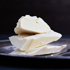Rich, smooth and oh so creamy, we love white chocolate